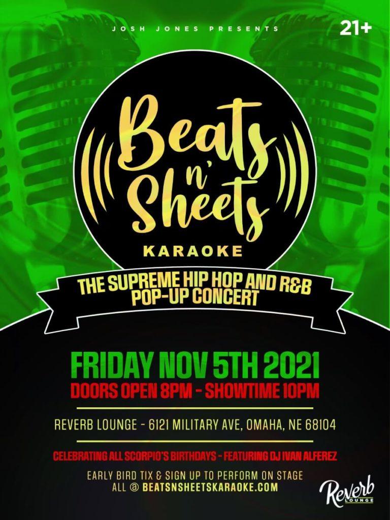 Beats-n-Sheets-November-2021-Event